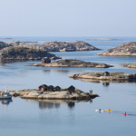 Skärgårdsidyllen Kayak & Outdoor, Grönemad, Grebbestad. Photo Ingela Hol...