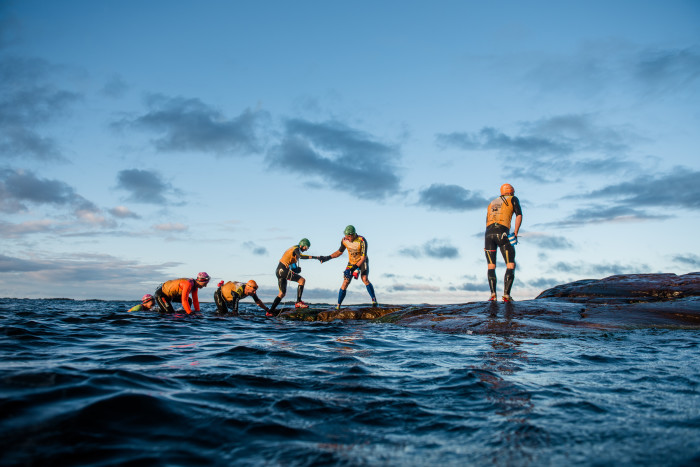Garmin internationell sponsor till Ötillö swimrun world series