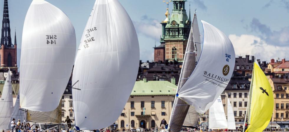 Sommarens seglarfest – ÅF Offshore Race