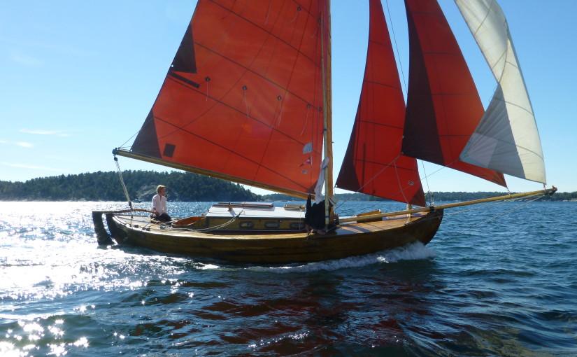 Gerdny äldsta k-märkta fritidsbåten – hittills