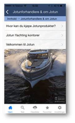 JOTUN Yachting lanserar ny båtvårdsapp
