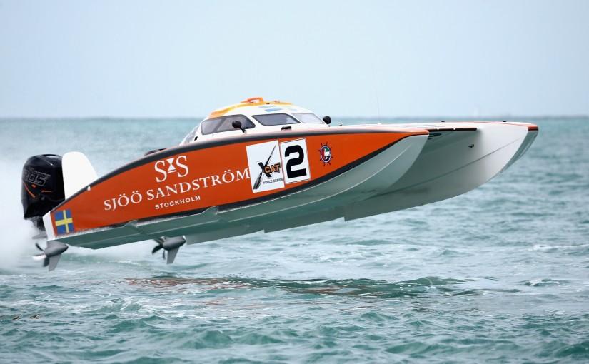 Swecat Racing på andra plats i XCAT World Series efter tre raka pallplatser