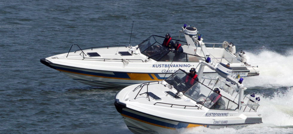 Sjösäkerhet i fokus för Kustbevakningen hela veckan