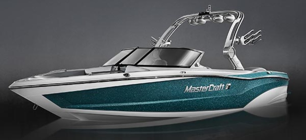 Superyachttender för vattensport från MasterCraft