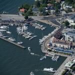 Båtbottentvätt i Waxholms Gästhamn