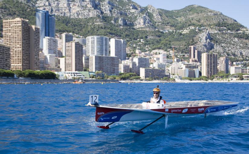 Holländsk seger i Monacos solbåtsutmaning