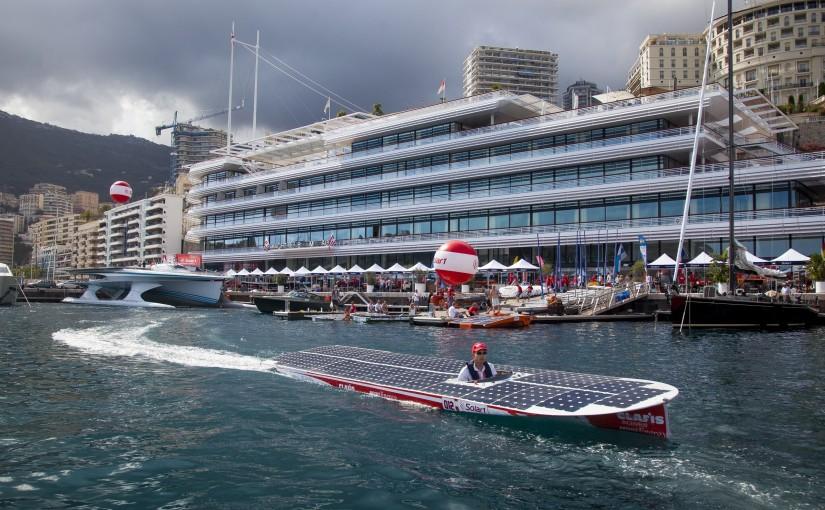 Soldrivna båtar i storsatsning på solenergi