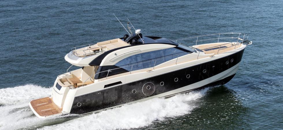 Nytt flaggskepp från Monte Carlo Yachts