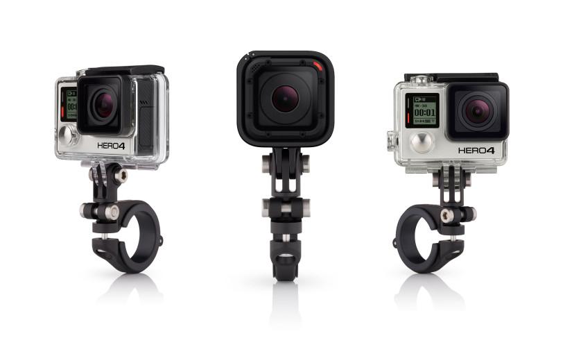 GoPro lanserar tre nya tillbehör