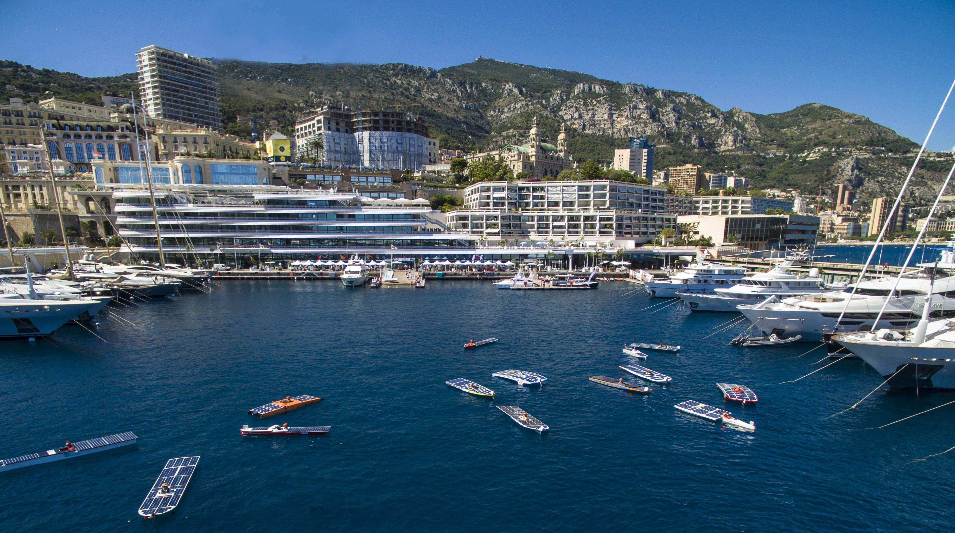 Monaco Vinnare