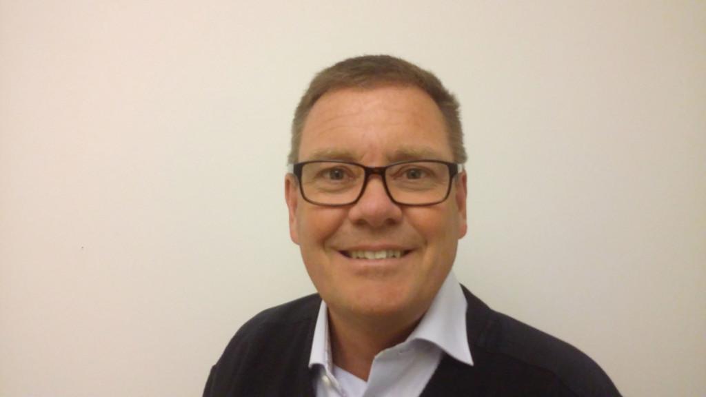Roger Alm - ordförande i Näsbyvikens båtsällskap