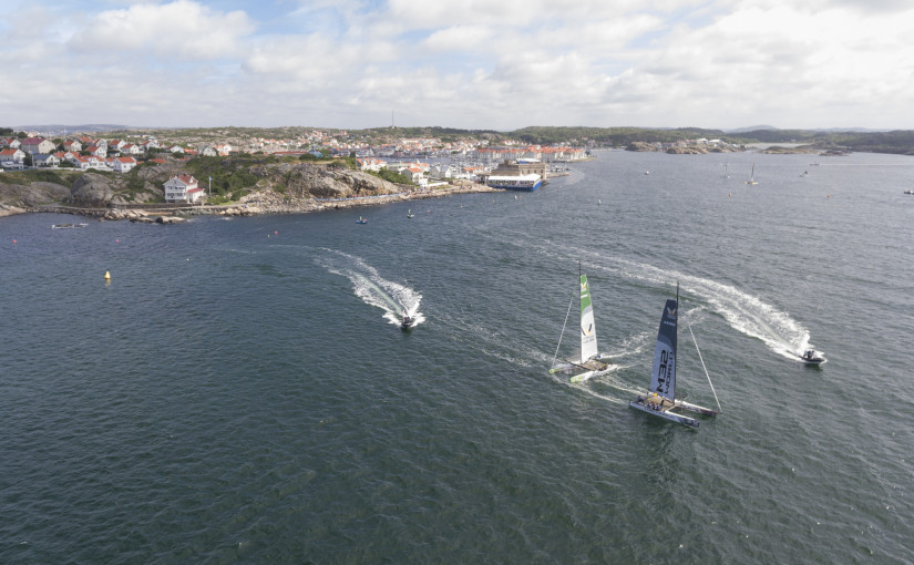 VM-guld till Phil Robertson Racing på Marstrand