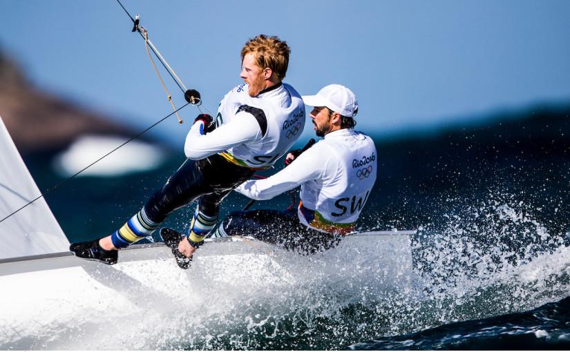 Både Josefin och Max slutade sexa i OS