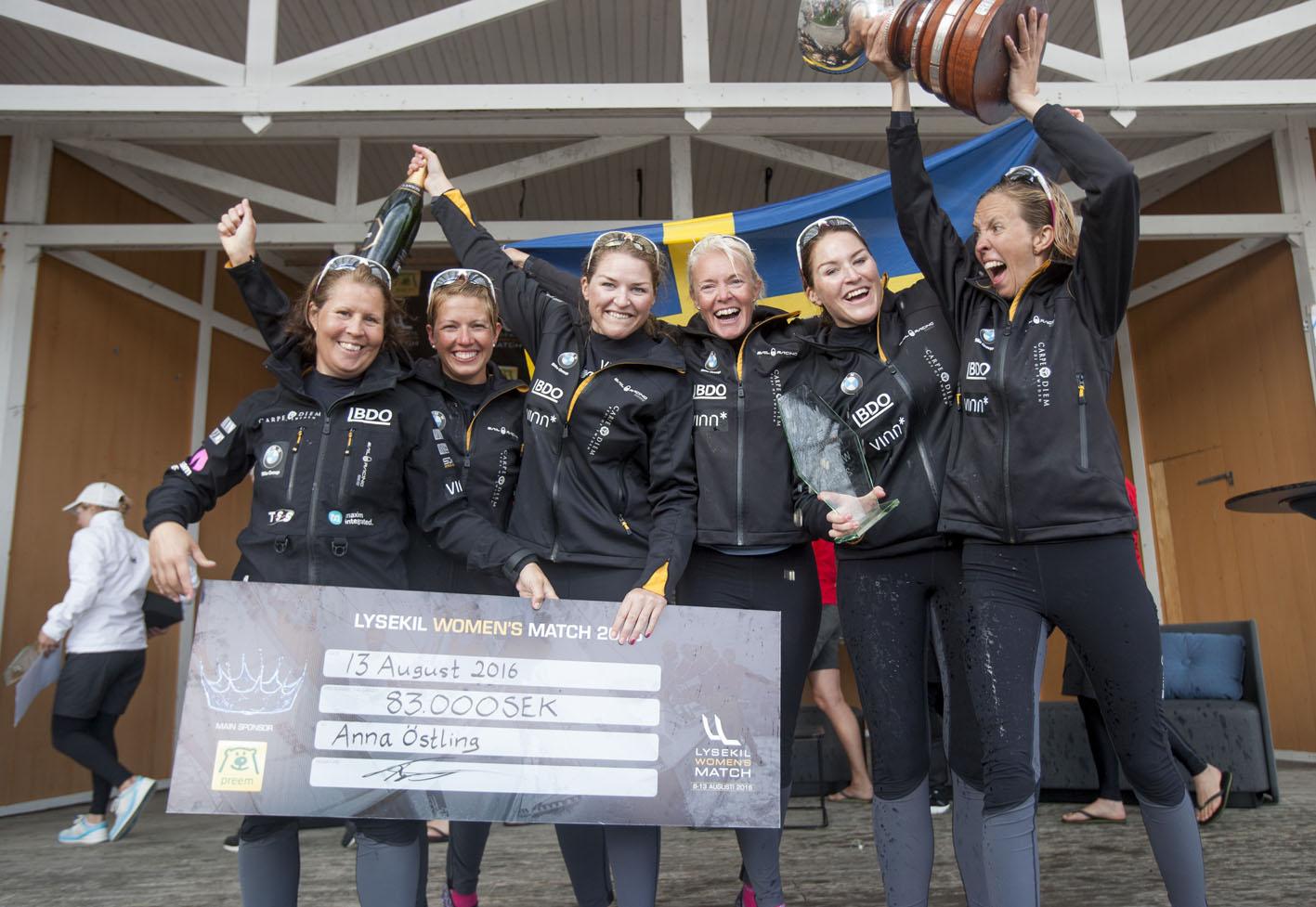 lysekil women The 2015 women's international match racing series was a series of match racing sailing regattas staged during 2015 season regattas lysekil women's match.