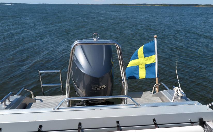Vill ge tullen befogenhet att stoppa utförseln av stulna båtmotorer