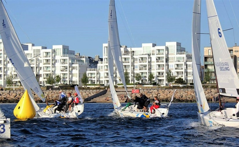 Allsvenskan i segling tillbaka i Malmö
