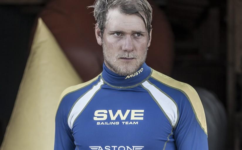 Tung OS-debut i Finnjolle för Max Salminen