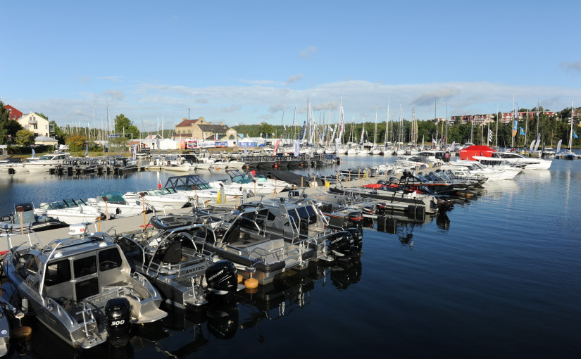 260 båtar på Allt på Sjön i Gustavsberg 2-4 september