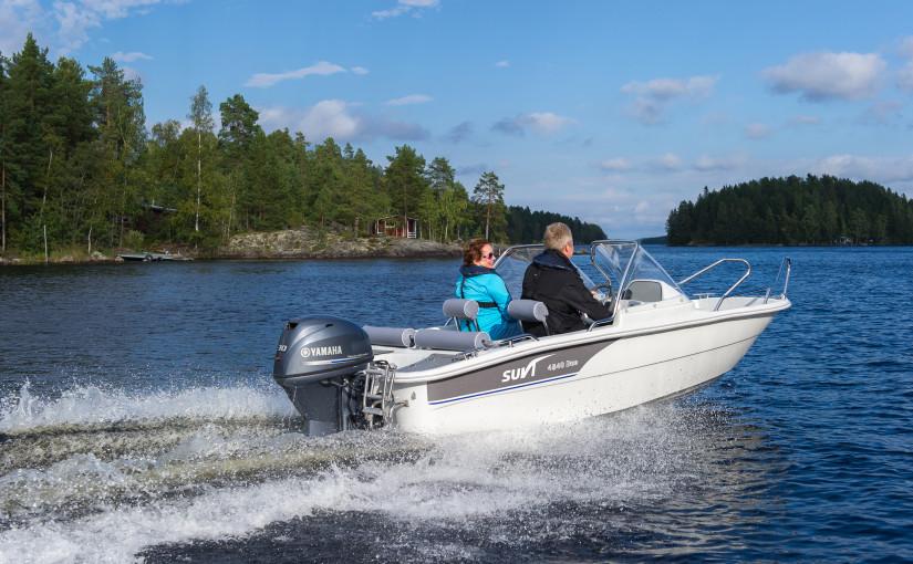 Tre nya båtar från Suvi