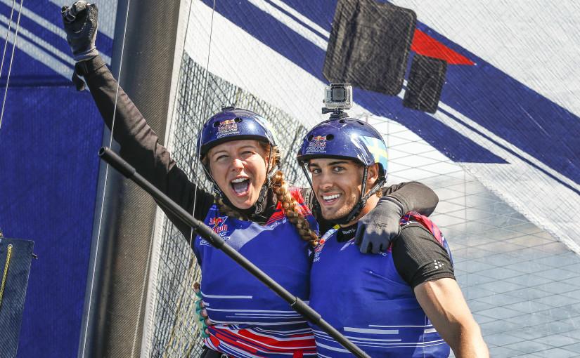 Unga göteborgare seglar världsfinal i USA