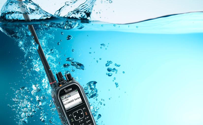 Smart kommunikation med VHF