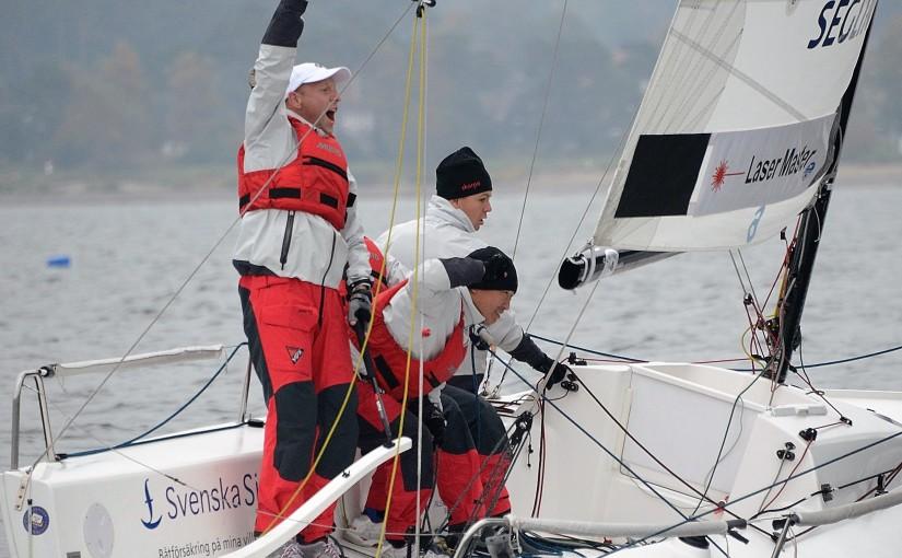 Mästare bland mästare i segling