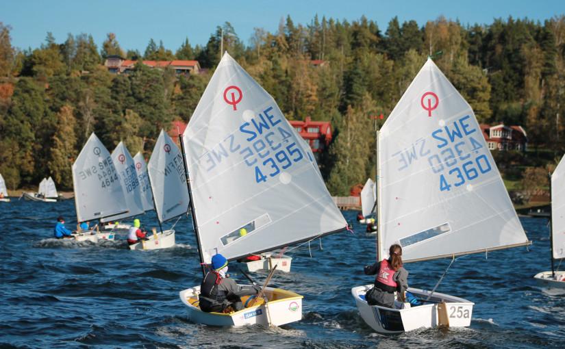 KSSS Olympic Class Regatta avslutar säsongen