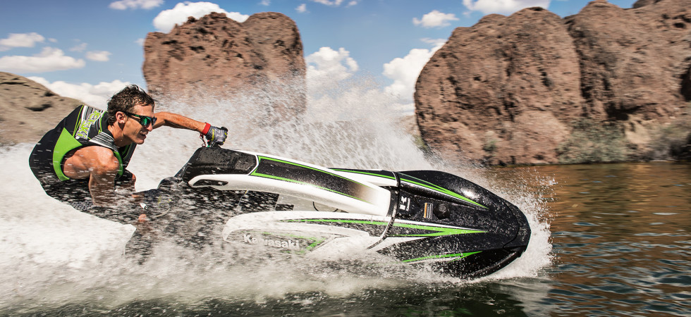 Ny Jet SKi med snabbaste accet hittills