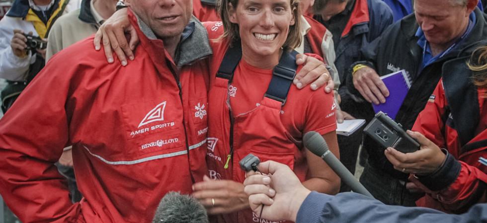 Fler kvinnor ombord i Volvo Ocean Race