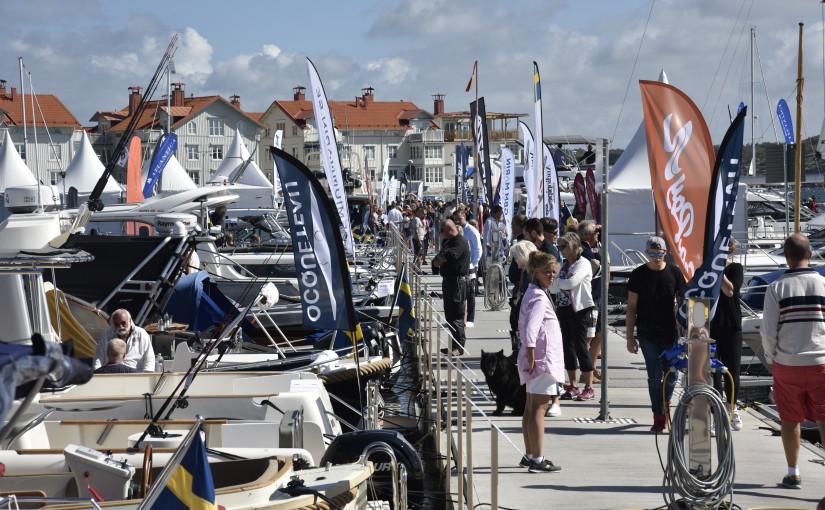 Uppdaterad text: Sweboat arrangerar Båtmässan i Marstrand
