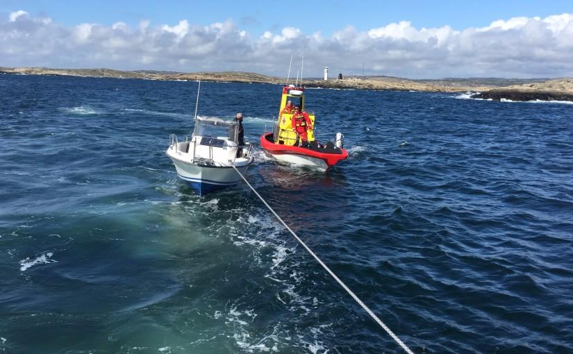 Fler fall av sjöräddning 2016