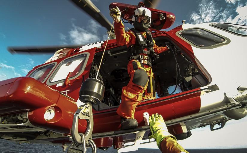 Mobiltjänst förstärker räddningsarbetet till sjöss