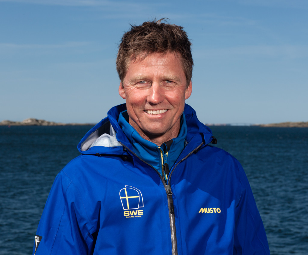 Swedish Sailing Team 2014. Photo: Dan Ljungsvik