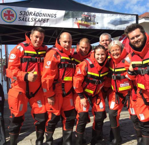 RS Storsjön Sjöräddningssällskapets senaste räddningsstation