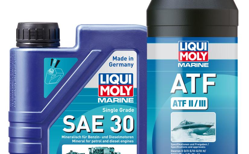 Två nya oljor från LIQUI MOLY