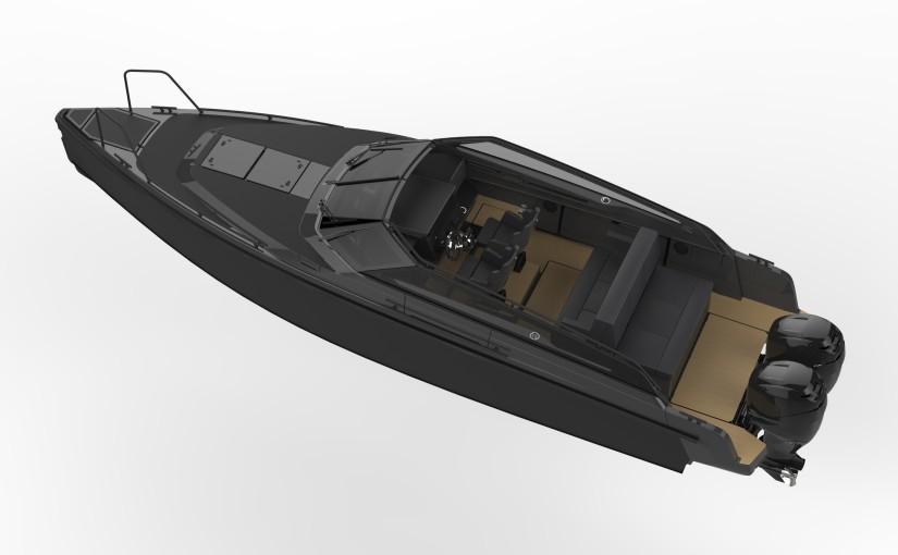 Nya bilder och mer fakta – två nya modeller från XO Boats