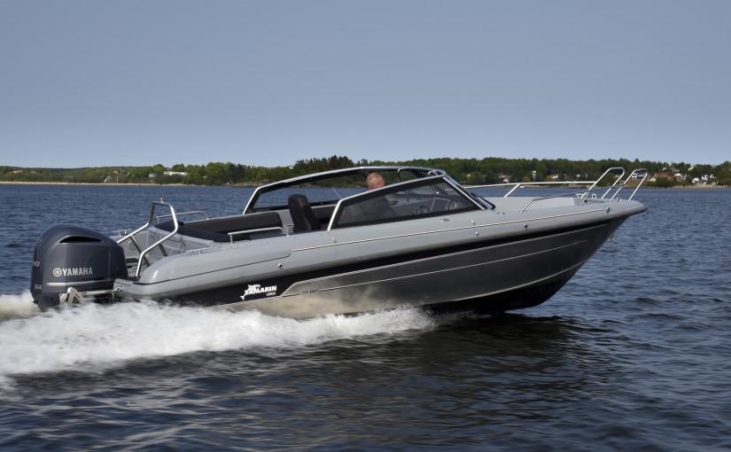Buster köper Yamarins båtverksamhet