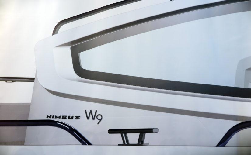 Nimbus lanserar helt ny båtserie