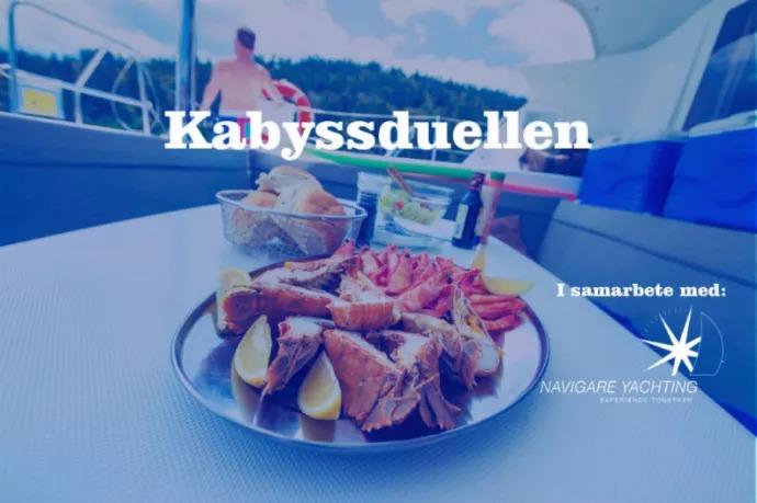 """""""Laga mat till havs"""" på Båtmässan 2017"""