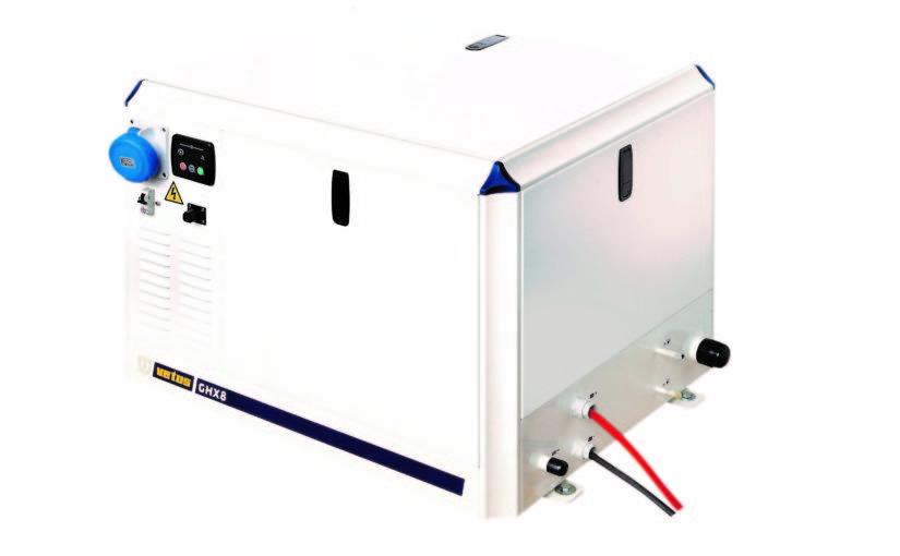 Ny serie Vetus generatoraggregat