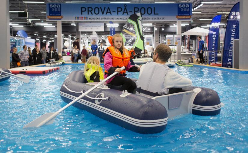 Optimism i båtbranschen efter båtmässan i Göteborg