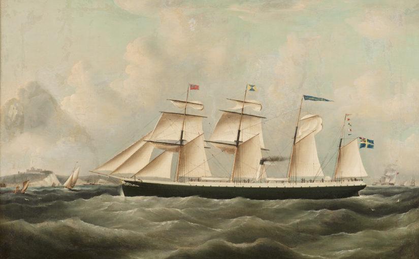 Älskade skepp – fartygsporträtt i fokus på Sjöhistoriska