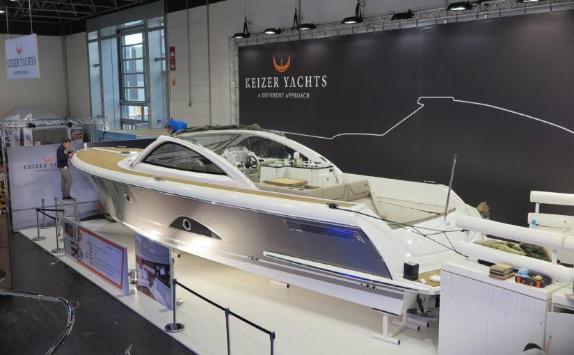 Keizer 42 – lyxig daycruiser byggd av Bavaria