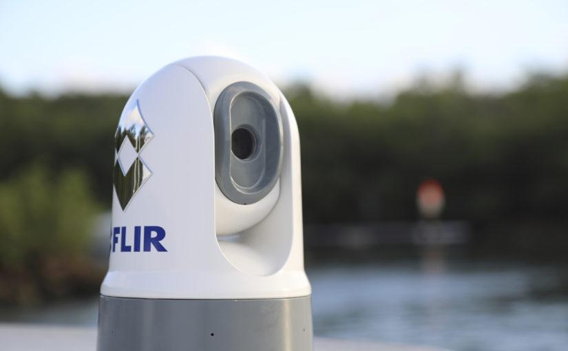 Ny generation kameror för navigation nattetid