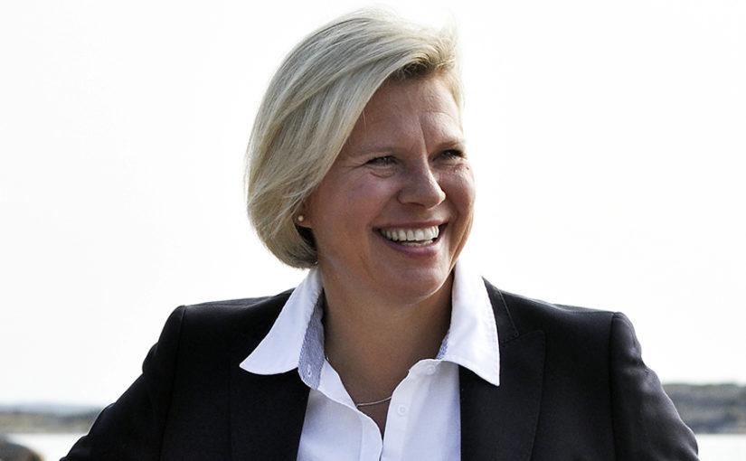 Marie Björling Duell ny förbundsdirektör på Svenska Seglarförbundet