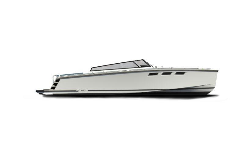 Världspremiär för HOC 33P Cruiser på Allt för sjön