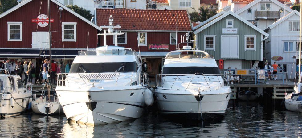 Bo i båt – smart alternativ till hotell och vandrarhem