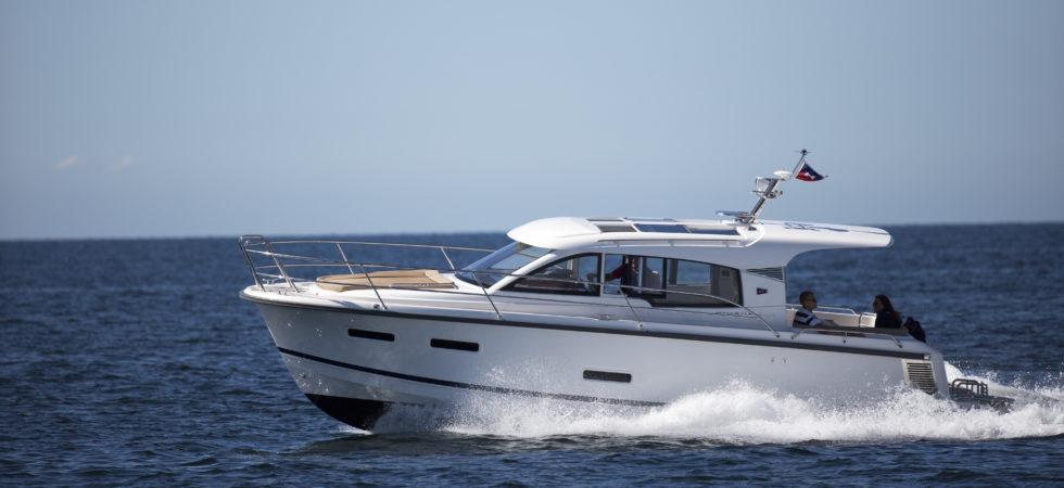 Nimbus testar vätgas och bränsleceller i båt