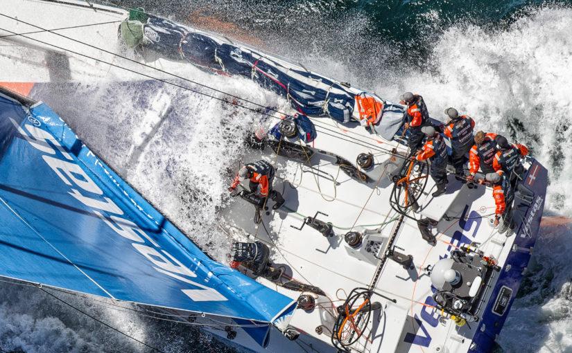 Fjärde teamet klart för Volvo Ocean Race