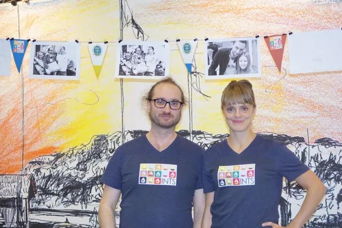 Svenska Båtunionen på Allt för Sjön i Stockholm